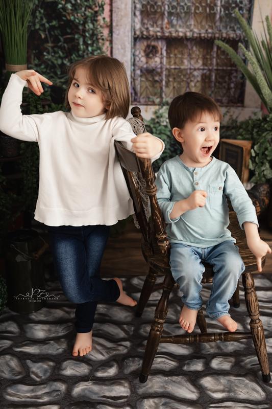 dziecięca sesja chatytatywna